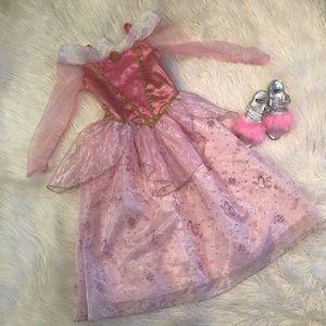 Authentic Disney's princess Arora dress